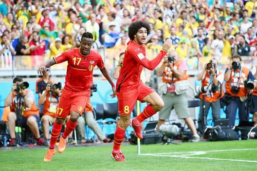 ベルギーのフェライニ「優勝できたらアフロを切っても良い」