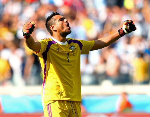 アルゼンチン代表守護神ロメロがイラン戦決勝ゴールのメッシを称賛