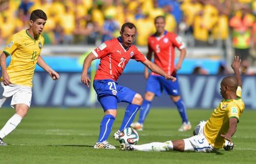 敗戦に涙を呑んだチリ代表MFディアス「勝つ運命になかった」