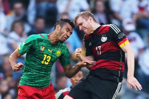 主力が先発したドイツとカメルーンの対戦は両者譲らずのドロー決着