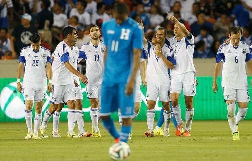 W杯出場のホンジュラス代表、イスラエル代表にOG含む4失点で敗戦