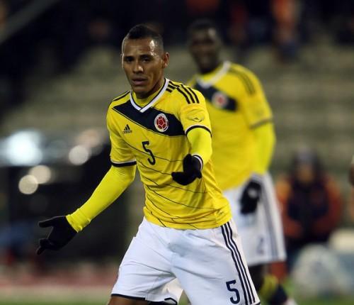 日本と同組のコロンビア、負傷によりベテランMFのW杯欠場が決定