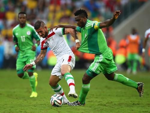 今大会13試合目で初の引き分け…イランとナイジェリアはスコアレス