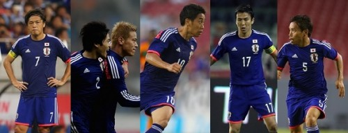 <投票>日本代表総選挙! 第三弾「あなたが生まれ変わるなら、日本代表選手のだれになりたいですか?」