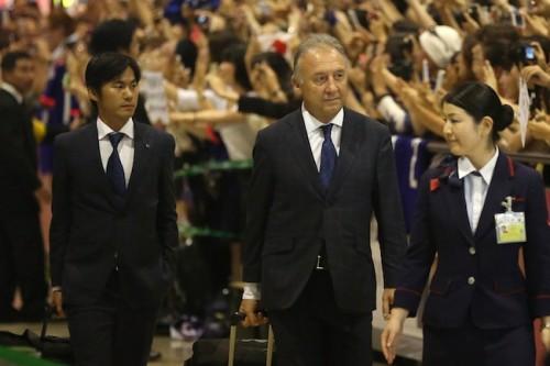 W杯アジア勢未勝利に落胆…AFC会長「教訓にしなければならない」