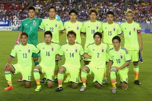 W杯直前最新FIFAランク、日本は46位でアジア2番手変わらず