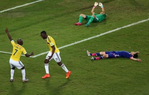 日本、グループ最下位で2大会ぶりW杯GL敗退…コロンビアに4失点