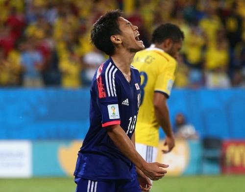 3戦不発…日本代表MF香川真司「結果残せなかったのは自分の実力不足」