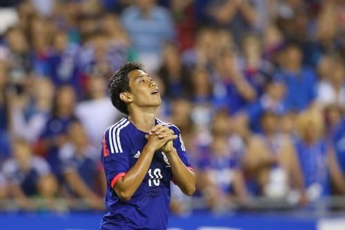 夢の舞台に臨む香川、ブラジルW杯の注目選手は「シンジ・カガワ!」
