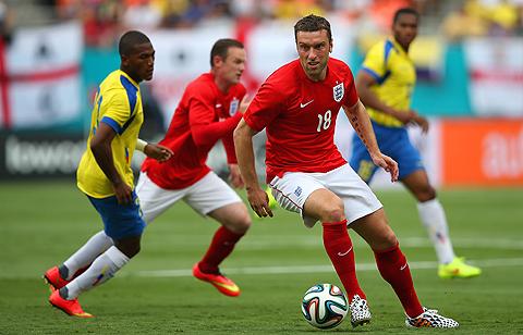イングランド代表FWランバート「代表のために得点するのは最高」