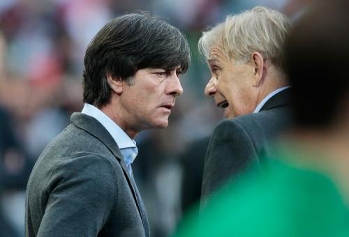 W杯メンバー決定に苦心したドイツ代表指揮官「選考は困難を極めた」