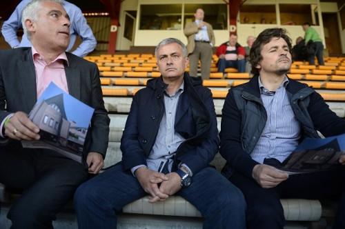 モウリーニョ、W杯敗退のイングランドには「神が味方しなかった」
