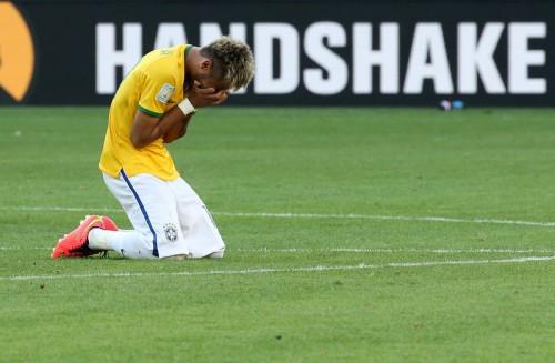 激闘を制し涙…ネイマールがチリを称賛「素晴らしいチームだ」