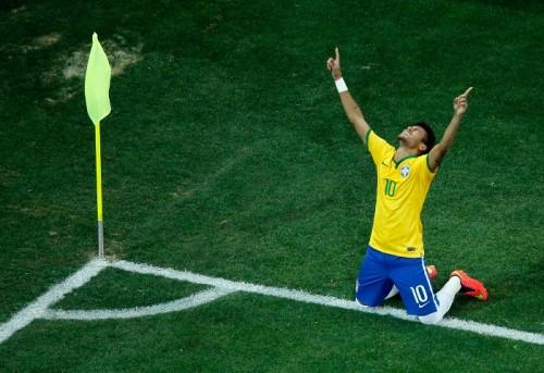 W杯開幕戦、FIFA発表MOMはネイマール…逆転勝利に導く2得点