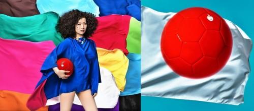椎名林檎NHKサッカーテーマの新曲「NIPPON」本日よりシングル先行配信