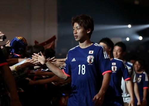 ニコ生サッカーキングの視聴者が選ぶW杯初戦のスタメンFW予想…1位は大迫勇也
