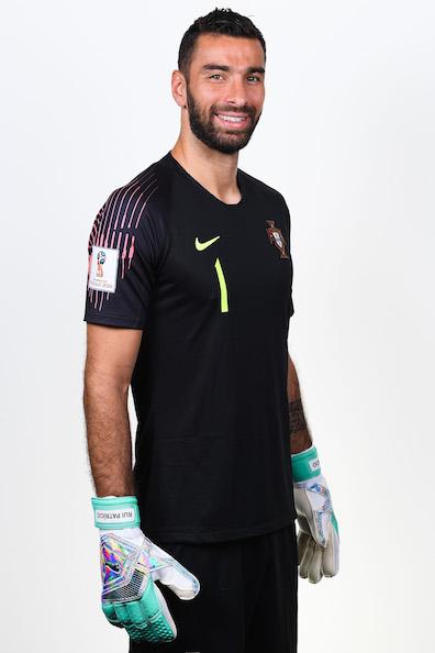 ルイ・パトリシオ(ポルトガル代表)のプロフィール画像