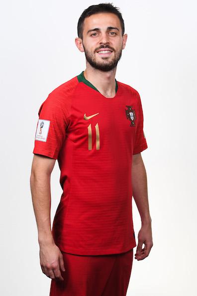 ベルナルド・シルヴァ(ポルトガル代表)のプロフィール画像