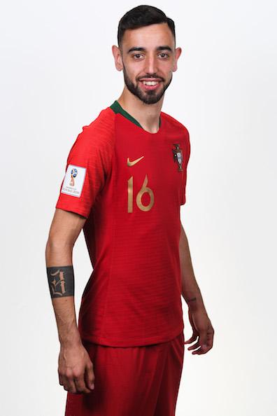 ブルーノ・フェルナンデス(ポルトガル代表)のプロフィール画像