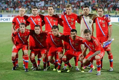W杯臨むロシア代表23名発表、全員国内組…ベルギーや韓国らと対戦