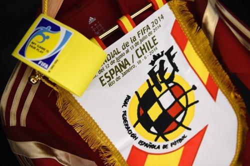 背水の陣スペインは初戦から2選手入れ替え…チリはアレクシスやビダル先発