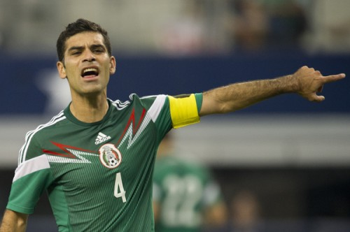 親善試合で途中交代のメキシコ代表マルケス、負傷は大事に至らず