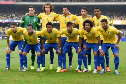 いよいよW杯が開幕…初戦は開催国ブラジルとクロアチアが激突