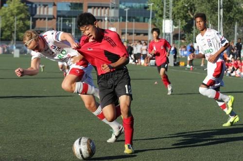 異国で輝く日本のジュニア…U-14 Jリーグ選抜が世界ユース大会で決勝進出