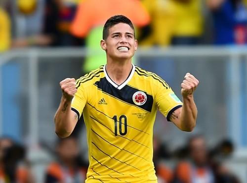 レアル、コロンビア代表MFハメス・ロドリゲスを6年契約で獲得