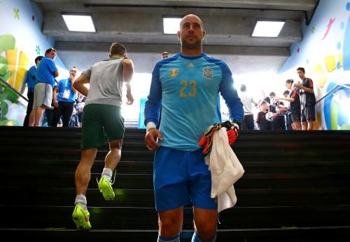 スペイン代表GKレイナ、古巣リヴァプール復帰へ…伊メディア報道