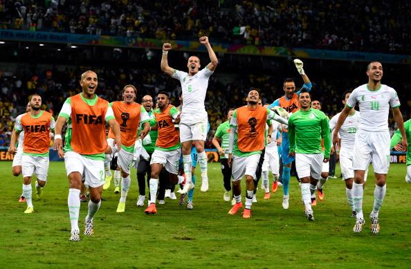 アルジェリア代表