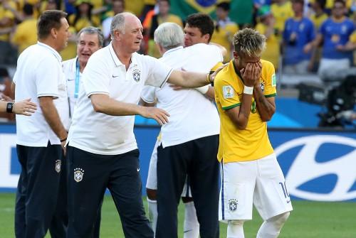 開催国にのしかかる重圧…ブラジル指揮官が心理学者を招へい