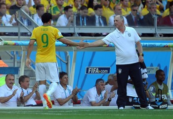 Brazil v Chile: Round of 16 - 2014 FIFA World Cup Brazil