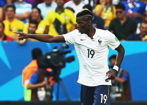W杯最優秀若手はフランスの21歳MFポグバ…5試合出場1得点