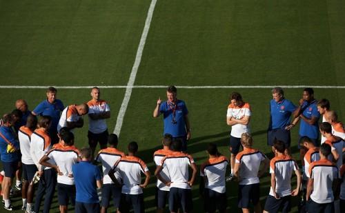 オランダ代表、ホテル確保は準決勝まで…決勝に残ってもホテルには残れず