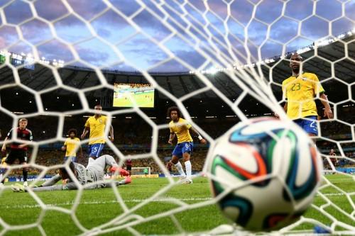 ブラジル、史上最悪の敗北
