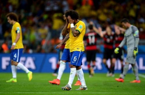 歴史的大敗から一夜明けた翌日のブラジル各紙はバッシングのオンパレード