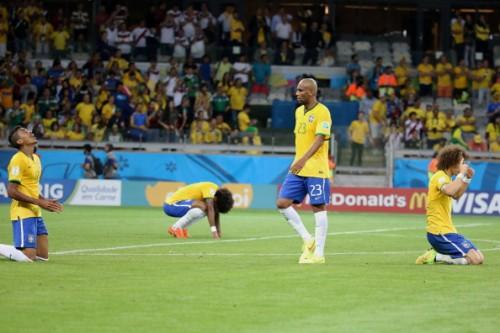 ブラジル代表に何が起こったのか?…歴史的大敗の要因とは