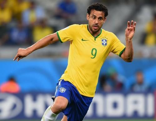 30歳FWフレッジ、ブラジル代表引退を表明…W杯は6試合1得点