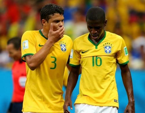 ブラジル主将T・シウヴァの第一声は「失望」…連敗で自国W杯終了