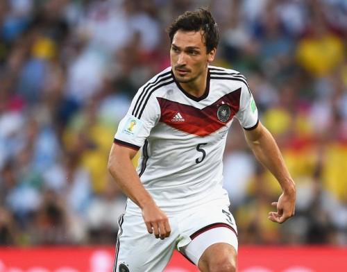 マンU、ドルトムントのドイツ代表DFフンメルス獲得が発表目前か