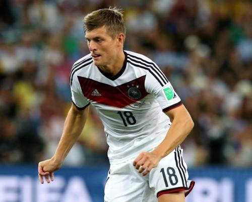 レアル、バイエルンのドイツ代表MFクロースを6年契約で獲得