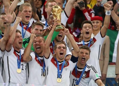 ドイツ主将DFラームが代表引退を表明…W杯決勝戦が最後の舞台に