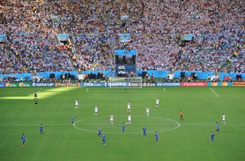 「記録」と「数字」で振り返るブラジル・ワールドカップ