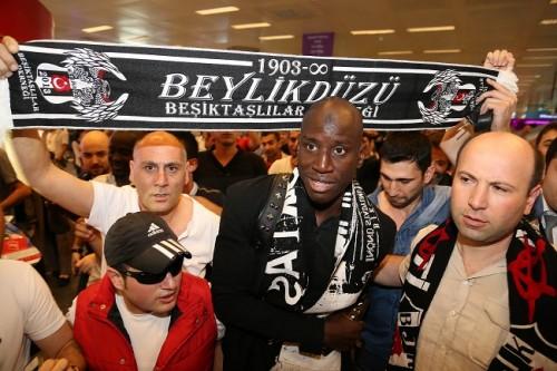 チェルシーのセネガル代表FWデンバ・バ、ベジクタシュへ移籍決定