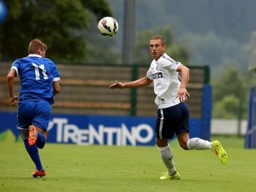 ヴィディッチ初出場のインテル、親善試合で伊3部クラブに完封勝利