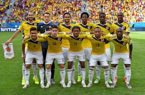 フェアプレー賞はコロンビア、16年ぶりのW杯出場で初のベスト8進出