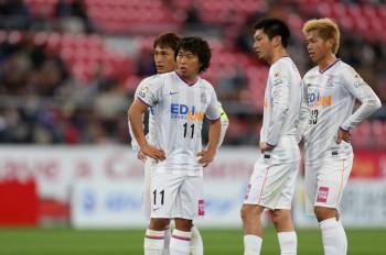 Nagoya Grampus v Sanfrecce Hiroshima - J.League 2014