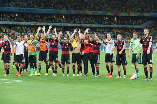 W杯制覇を目指すドイツ、優勝ボーナスは同国最高金額の4200万円