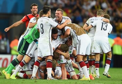決勝カード再び…ドイツ、W杯後初の親善試合はアルゼンチンが相手
